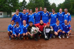 Meister 2.Mannschaft 2008-2009